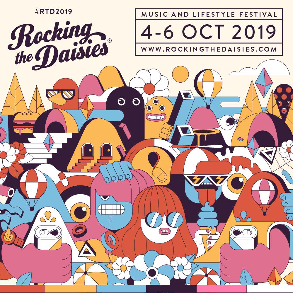 CAN DO! IS ROCKING THE DAISIES 2019! FESTIVAL MAKES HUGE ANNOUNCEMENTS! D2j0bZyXcAEUZMt