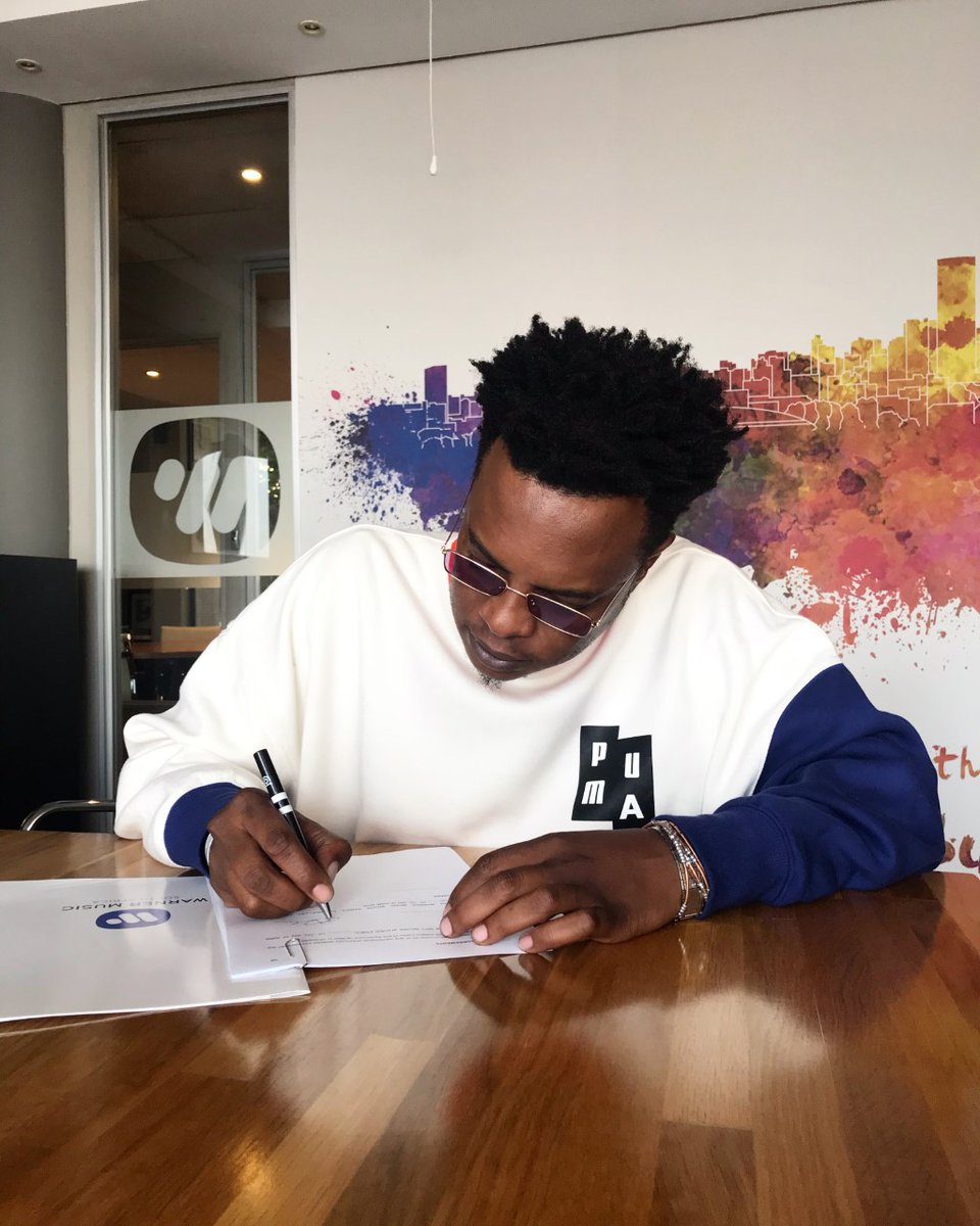 ph raw x Rapper & producer pH Raw X Inks Record Deal With Warner Music South Africa D9acNzJWsAAKpOq
