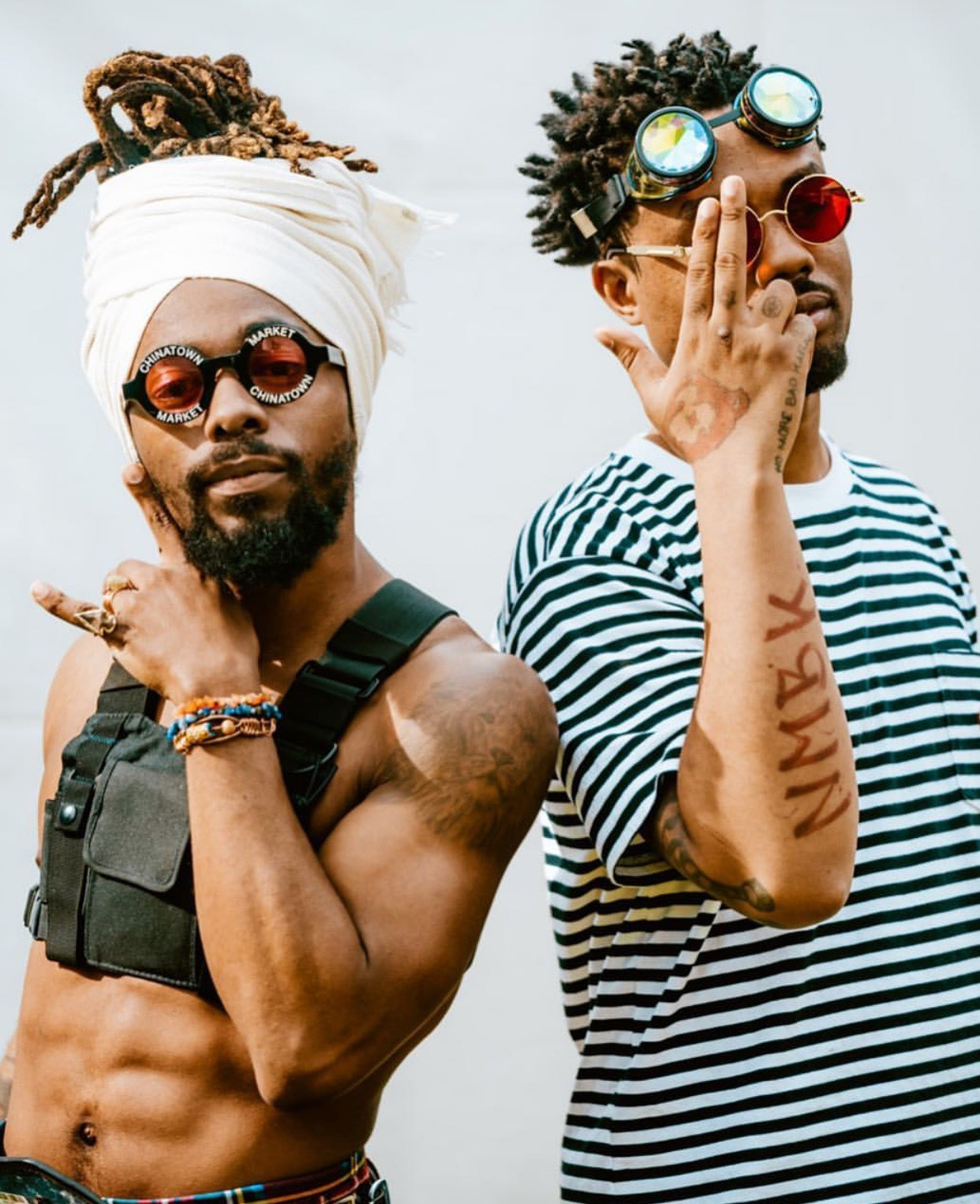 CAN DO! IS ROCKING THE DAISIES 2019! FESTIVAL MAKES HUGE ANNOUNCEMENTS! EarthGang press photo