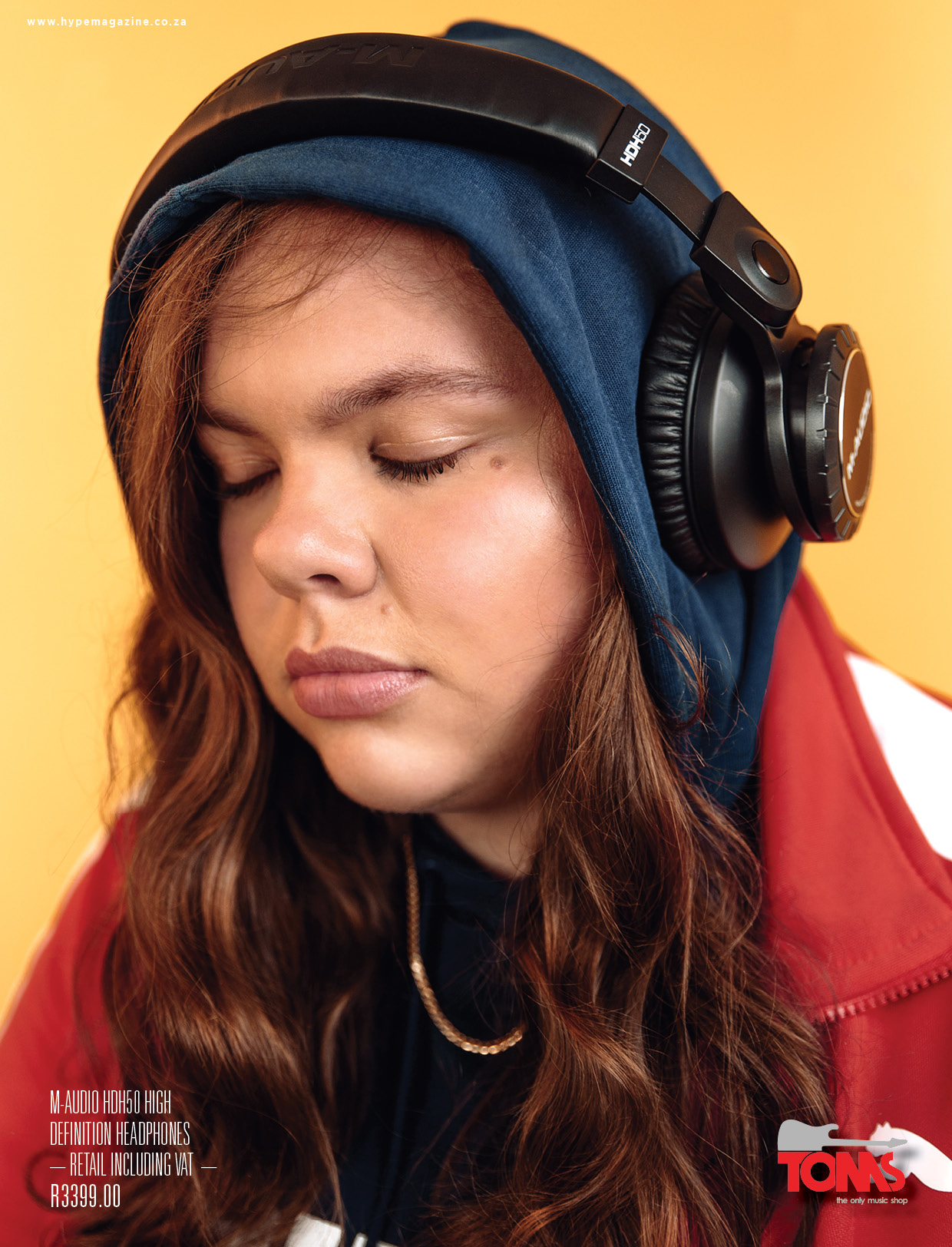 [object object] HYPE MAGAZINE x TOMS PRESENT: CHANGING SOUNDS Kay Faith