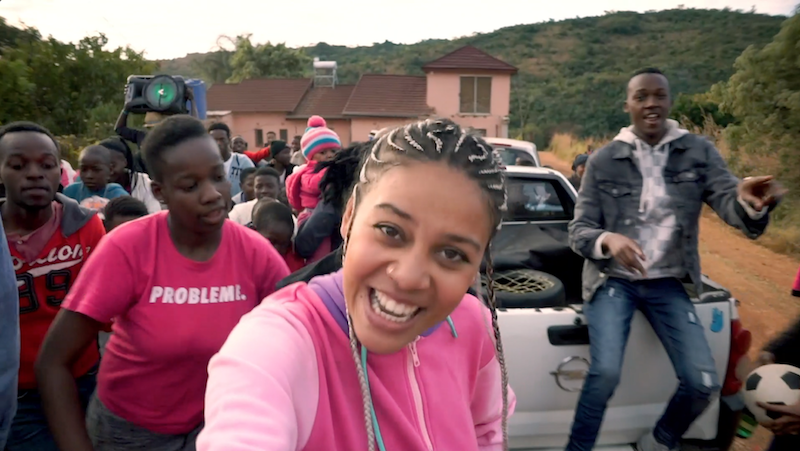 [object object] Sho Madjozi Drops New 'IDHOM' Music Video [Watch] SM