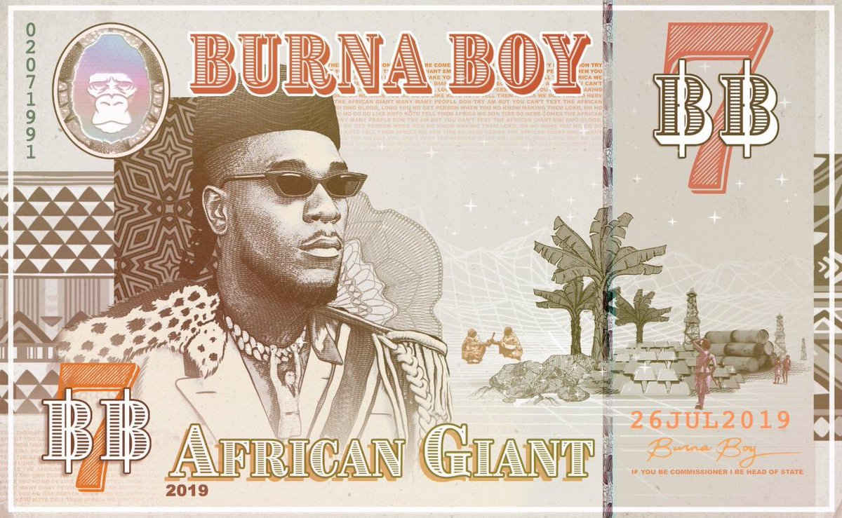 burna boy New Burna Boy 'African Giant' Album Dropping This Month D Dsjw XYAA3 of