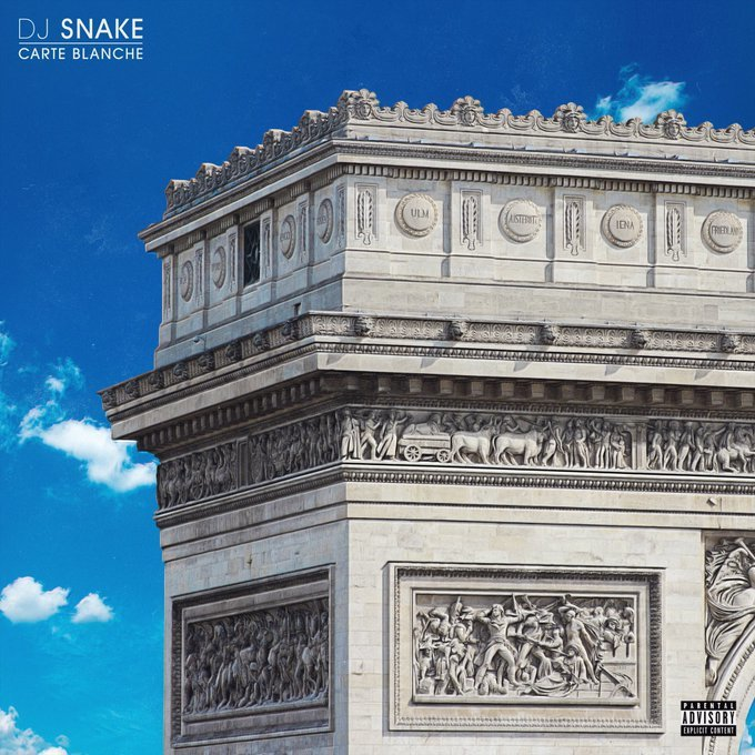 dj snake DJ Snake Drops New 'Carte Blanche' Album Ft. Burna Boy, Bryson Tiller, 21 Savage, Cardi B & More D xbrceXYAEXqXd