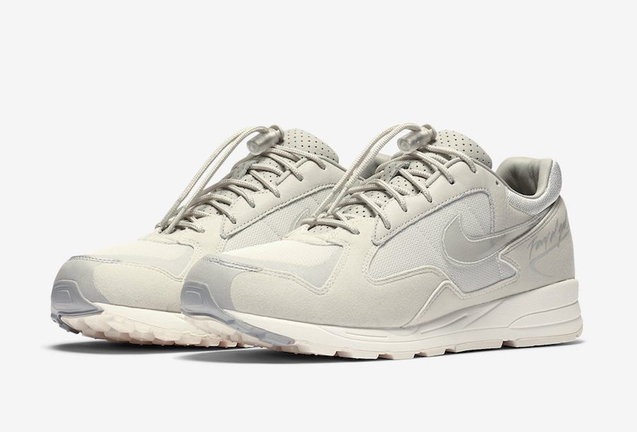 fear of god New Fear of God x Nike Air Skylon 2 'Light Bone' Colorway Nike Fear of God Air Skylon 2 Light Bone BQ2752 003 2019 Release Date 4