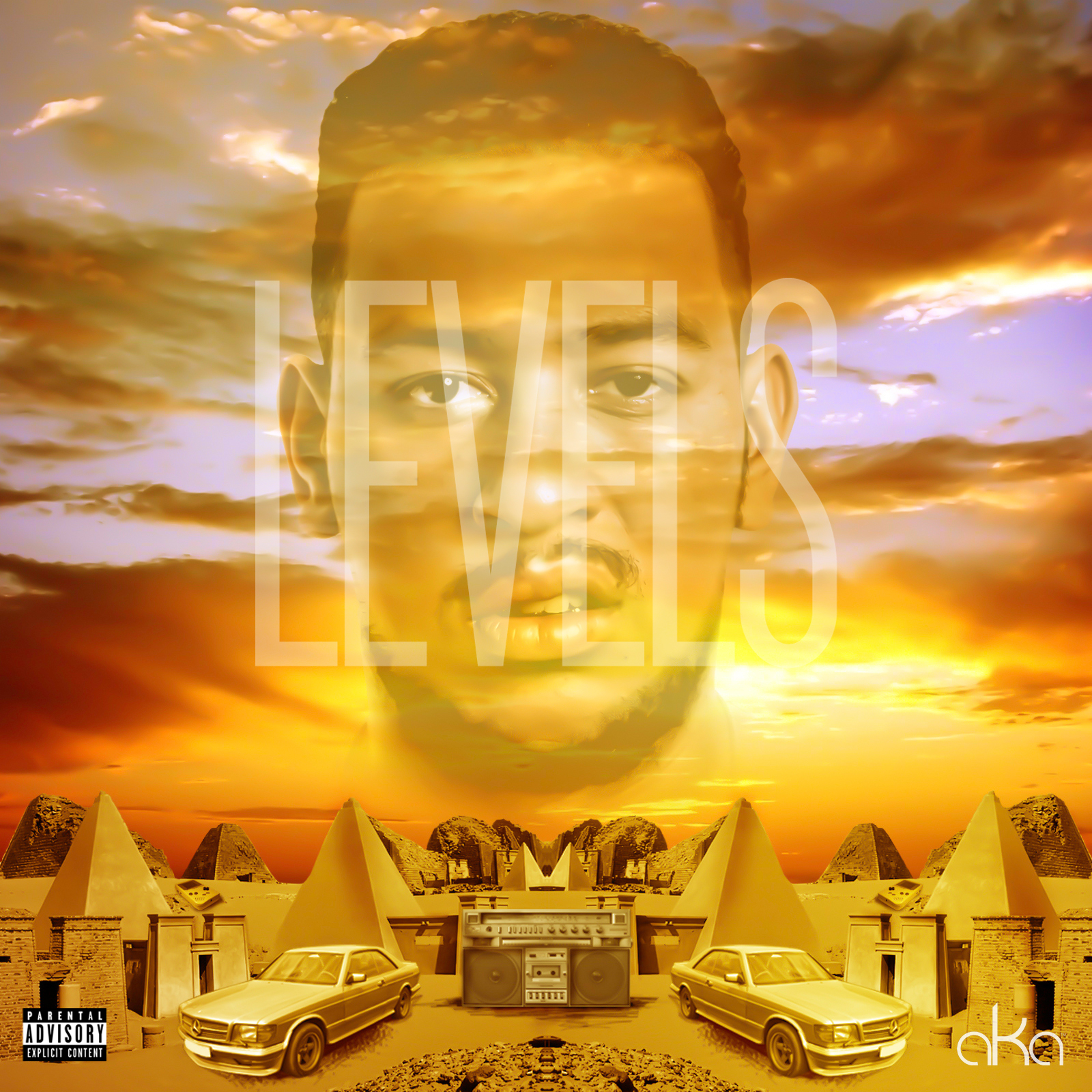aka AKA's 'LEVELS' Certified 7 X Platinum aka levels cover cd final