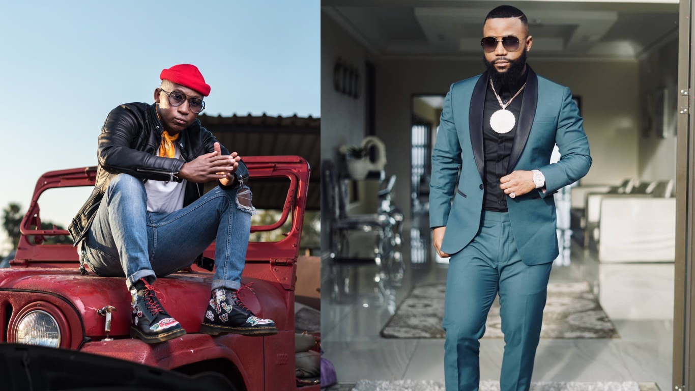 cassper nyovest Watch Cassper Nyovest Interview Khuli Chana Talking About New Music, Love & Brotherhood c