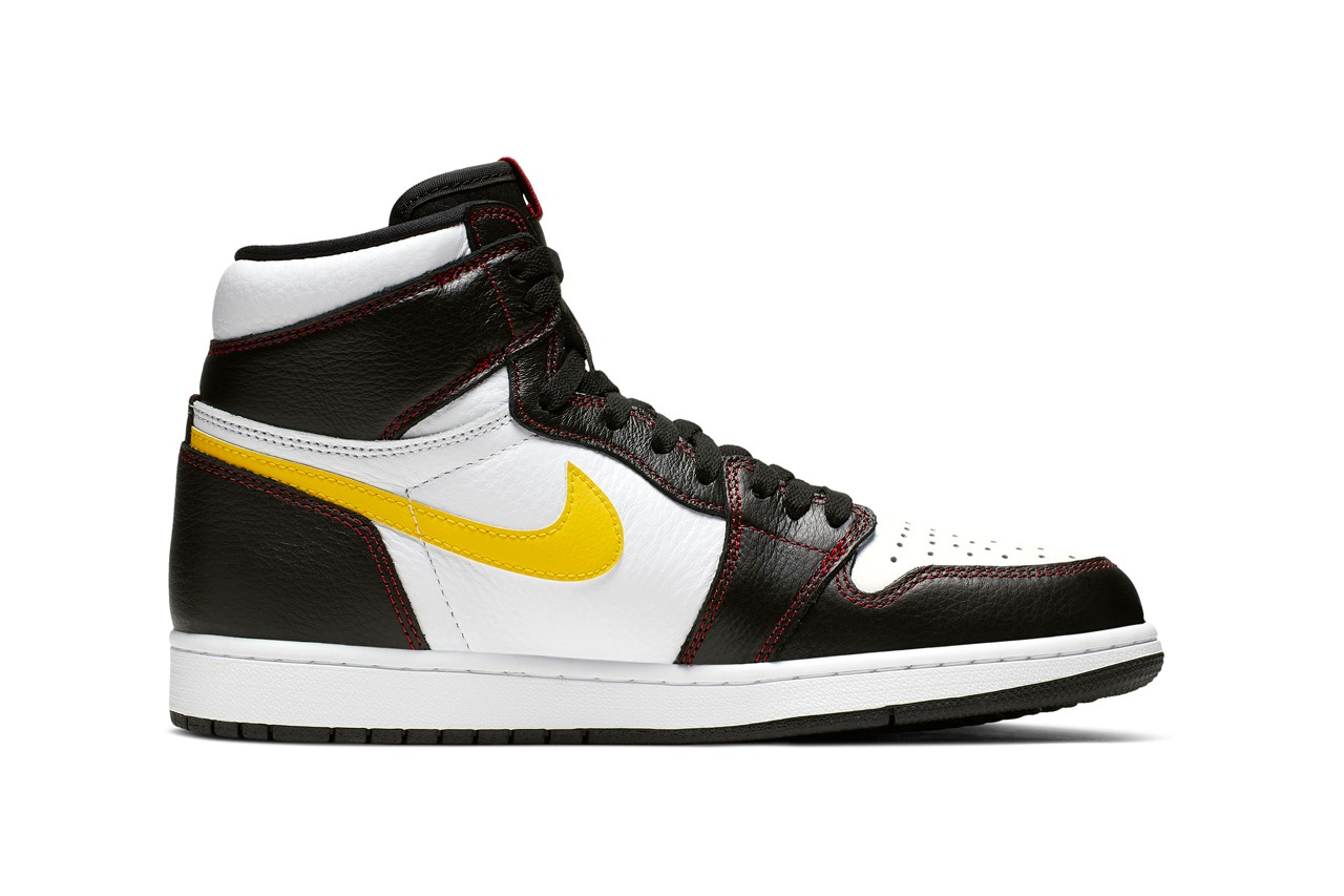 the air jordan 1 The Air Jordan 1 'Defiant' Honors the Alternative Rock Community https   hypebeast