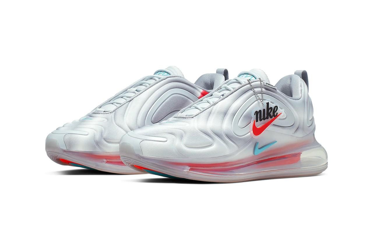nike air max 720 New Nike Air Max 720 'Wolf Grey' Colorway https   hypebeast