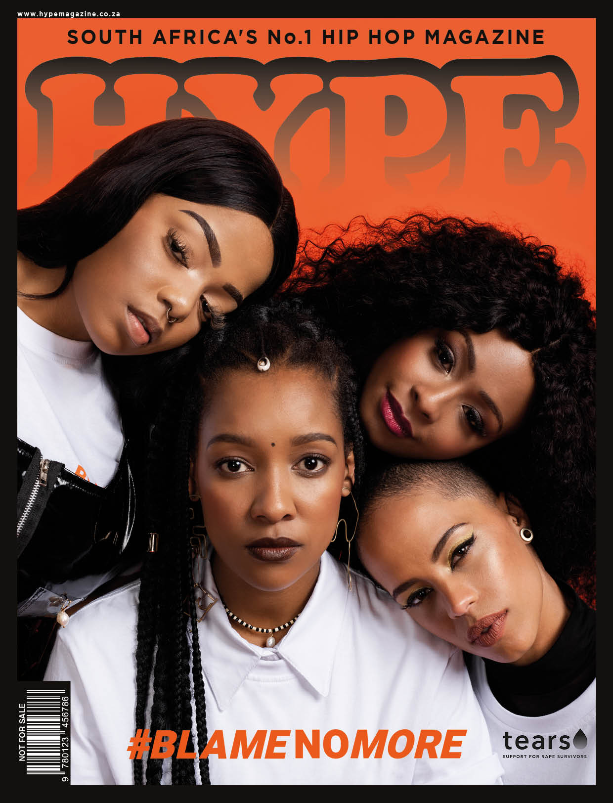 WOMANS MONTH COVER STORY: #BLAMENOMORE Blame no more