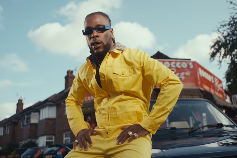 burna boy Burna Boy Drops New 'Gum Body' Music Video Ft. Jorja Smith [Watch] Burna Boy Pull Up Afroway Nigeria Africa Afroway News Video screenshot
