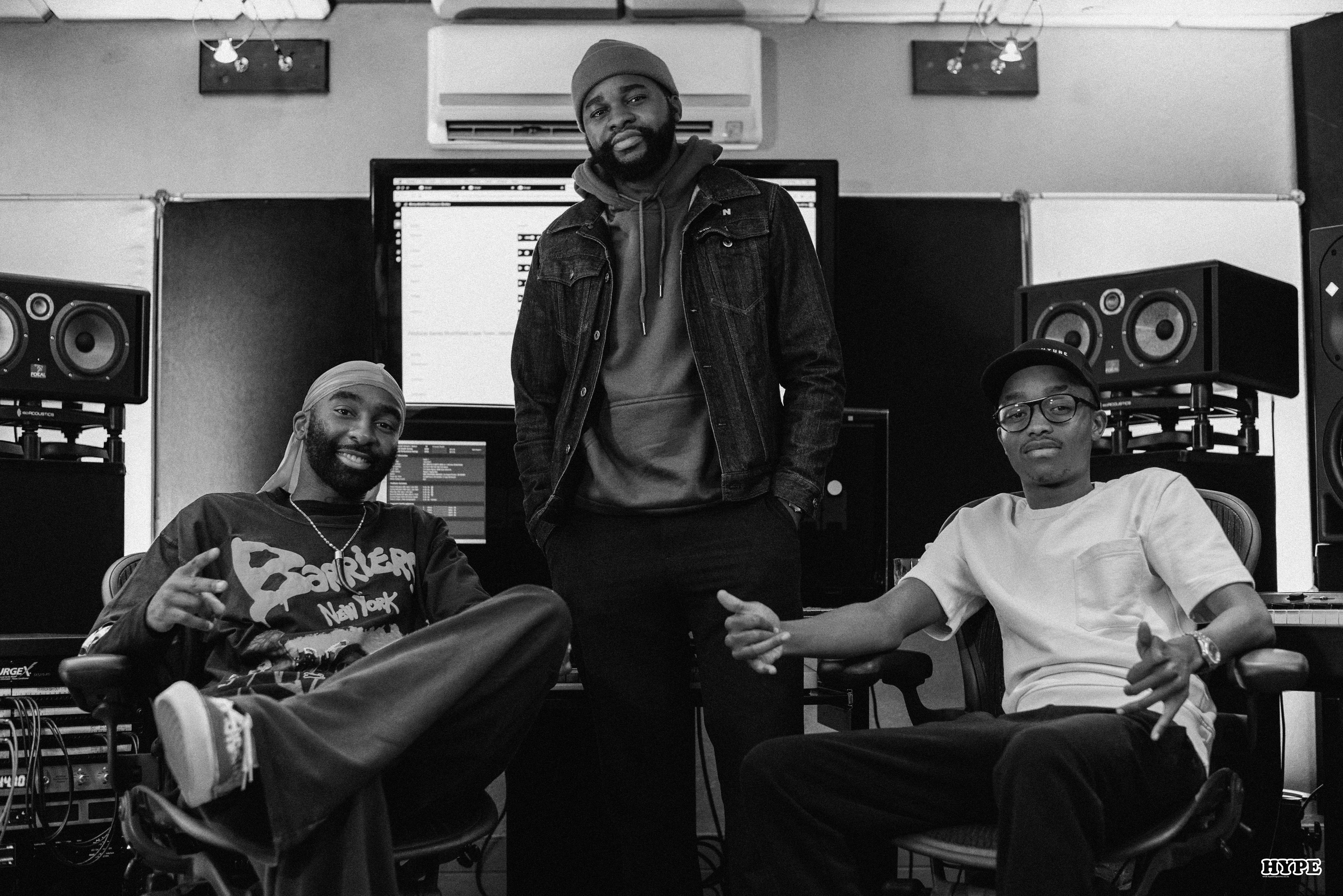 HYPE Magazine Interviews Master A Flat & Riky Rick For #RemyProducersSA DSC 5412