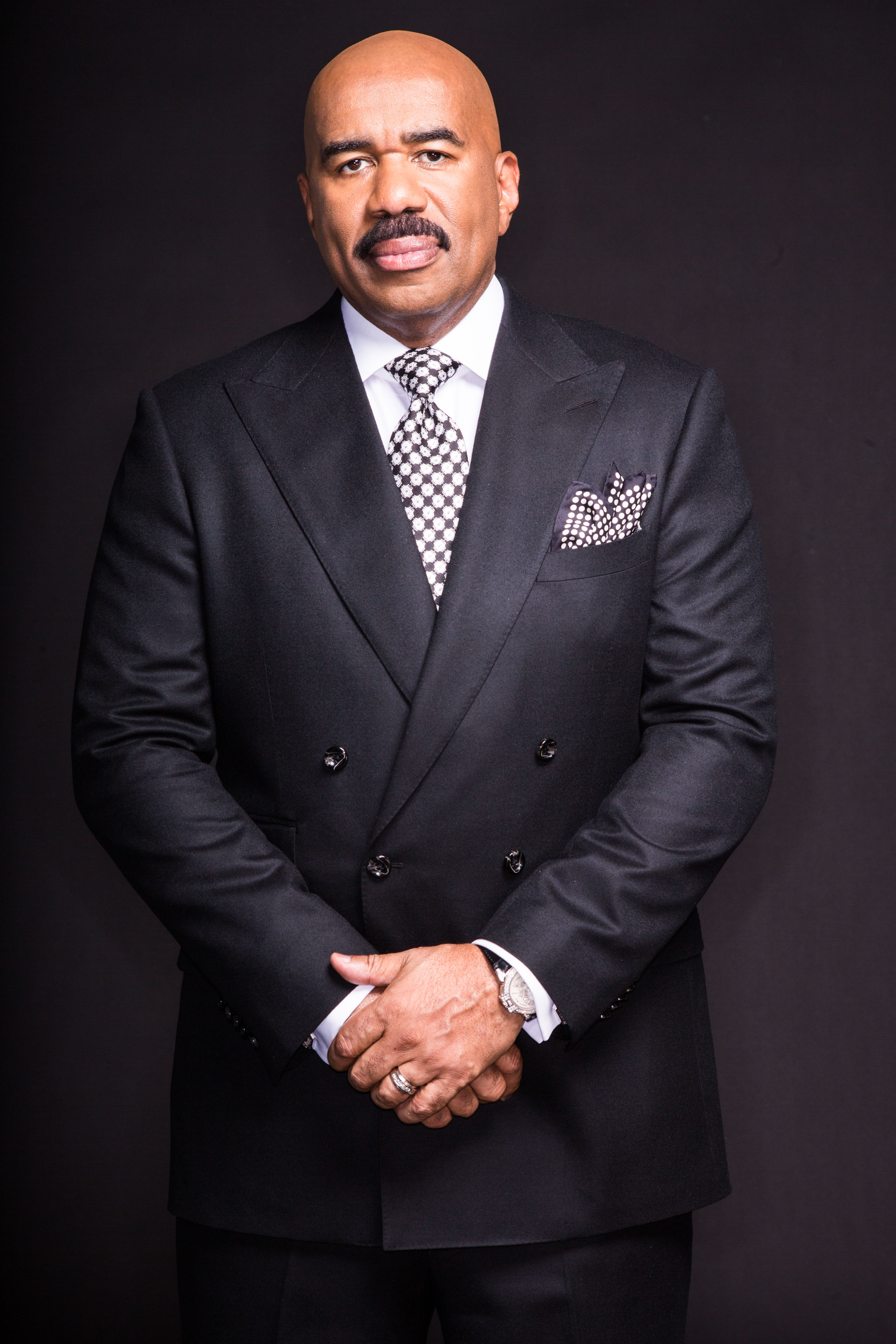 STEVE HARVEY Announces Plans To Launch And Host Local African Versions Of 'FAMILY FEUD' Steve Harvey 3