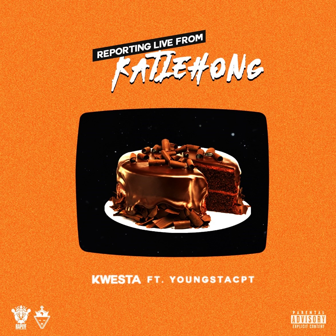 kwesta Kwesta Drops New 'Reporting Live From Katlehong' Song Ft. YoungstaCPT [Listen] k
