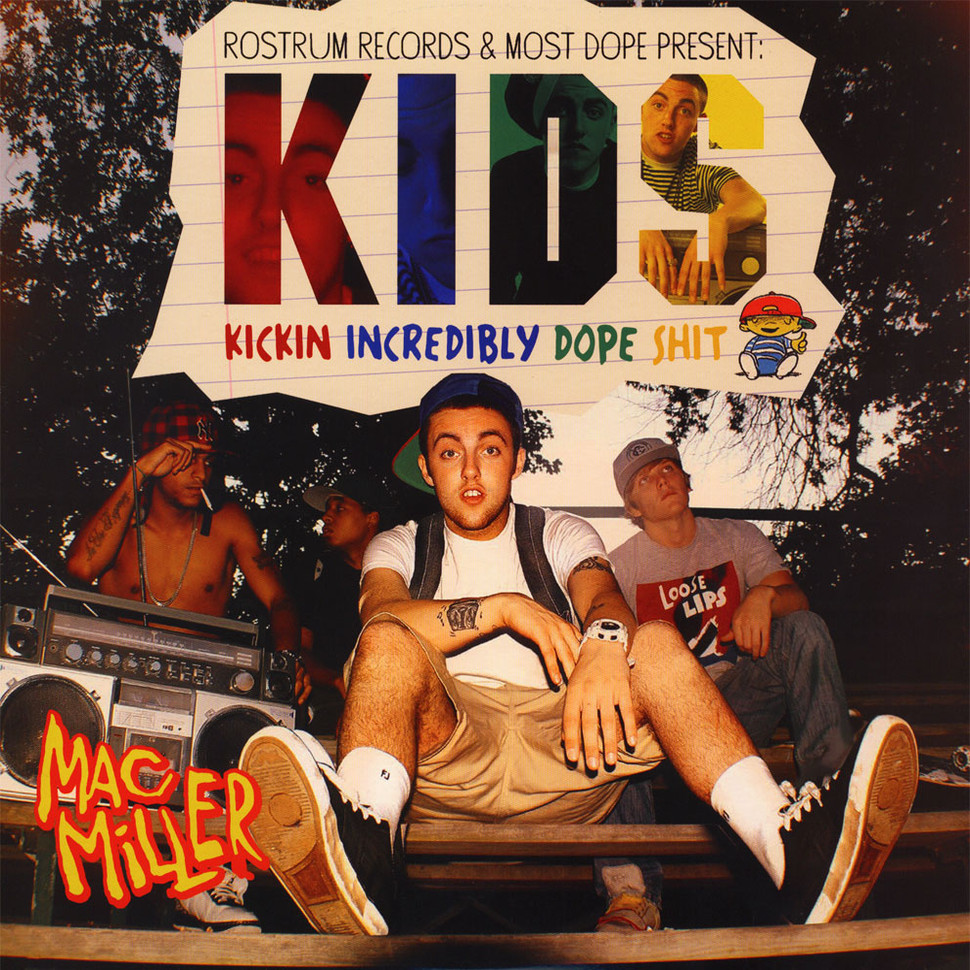 mac miller The Late Mac Miller's 'K.I.D.S.' Mixtape Is Coming To Streaming Services mac