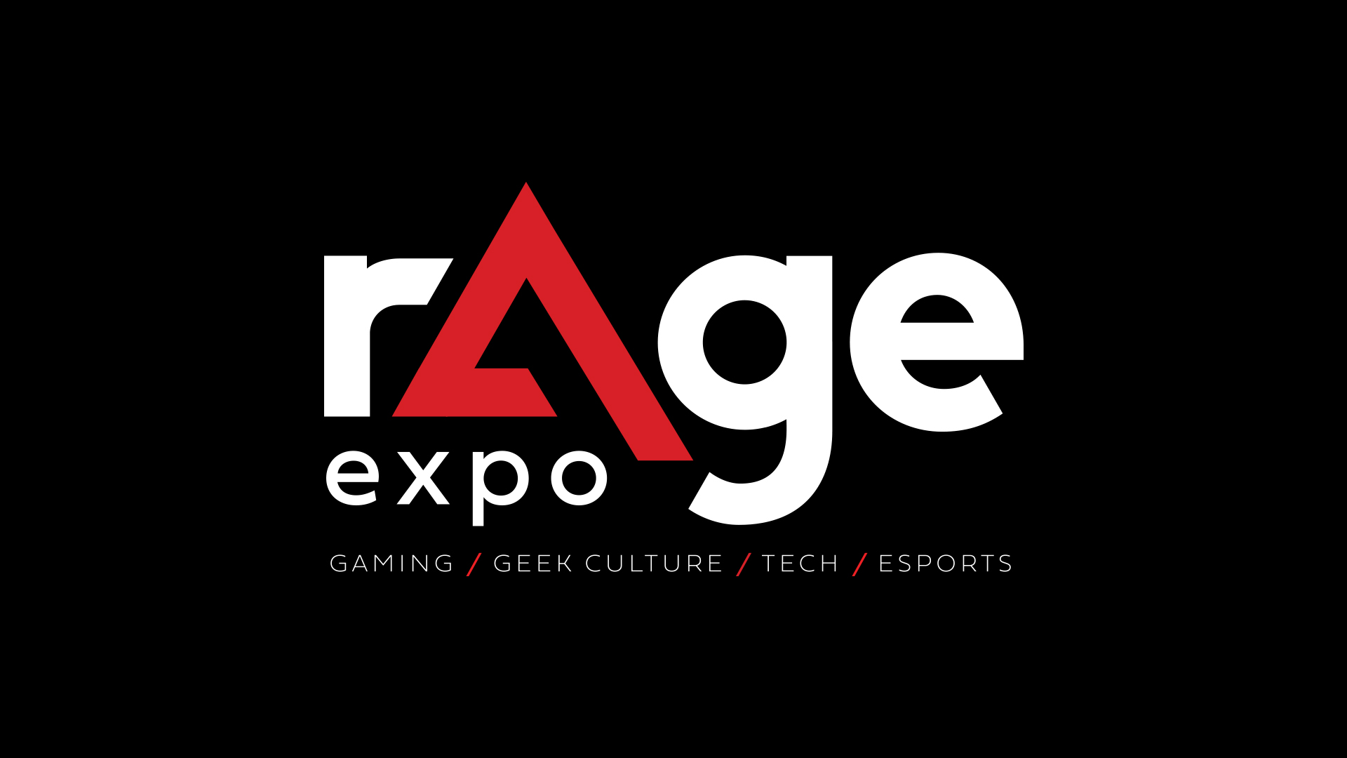 rAge 2019  Ramped Up With A New Look And Feel And More Game Than Ever Before #comeandplay rAge Expo