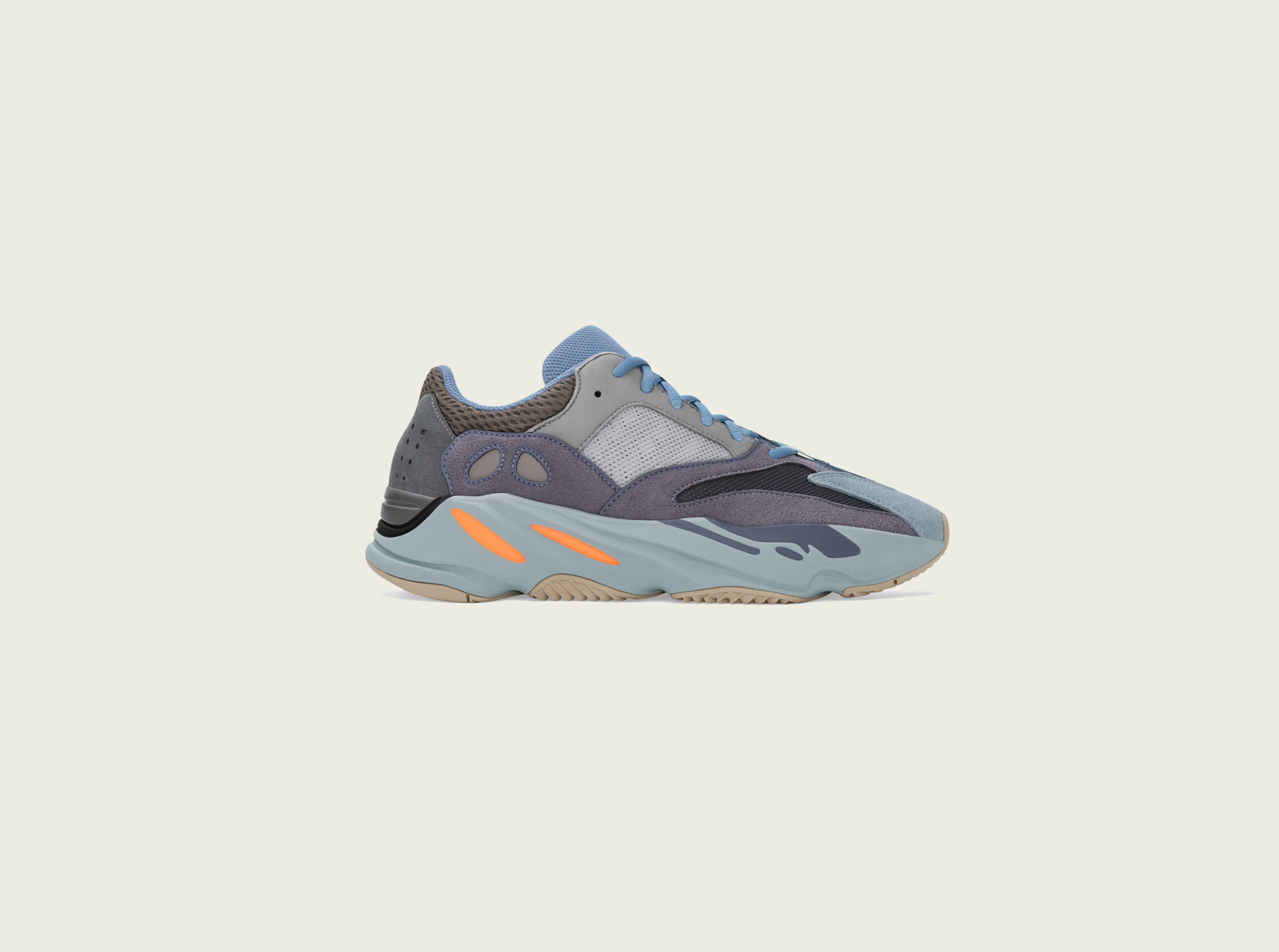adidas x KANYE WEST Announce YEEZY BOOST 700 Carbon Blue
